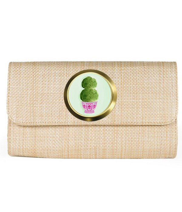 Avery Clutch - Lisi Lerch x Giddy Paperie