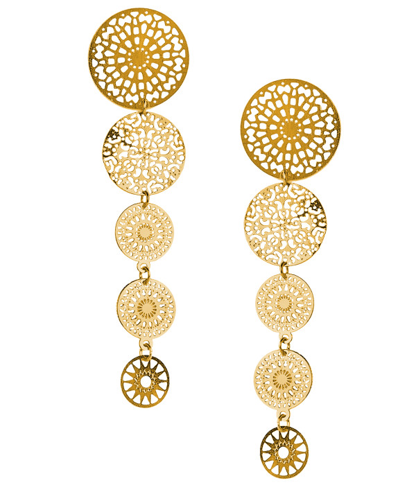 Callie Earring - Gold