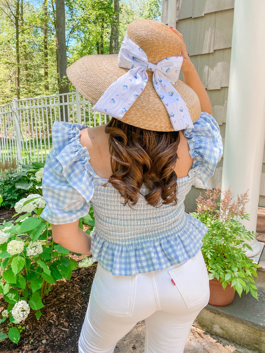 Krista Robertson x Lisi Lerch Hat (Pre-Order)