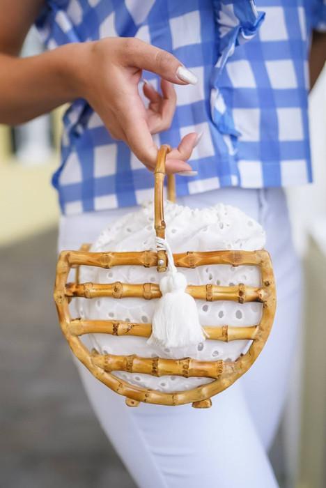 Bimini - Bamboo Bag