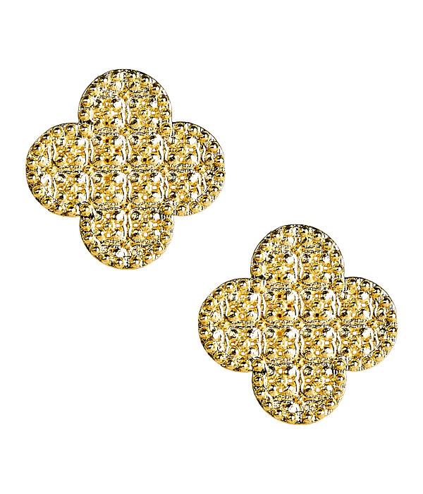 Sloane - Stud - Gold