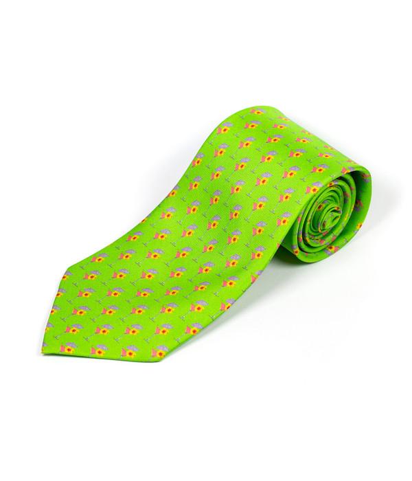Tie - Green Mai Tai