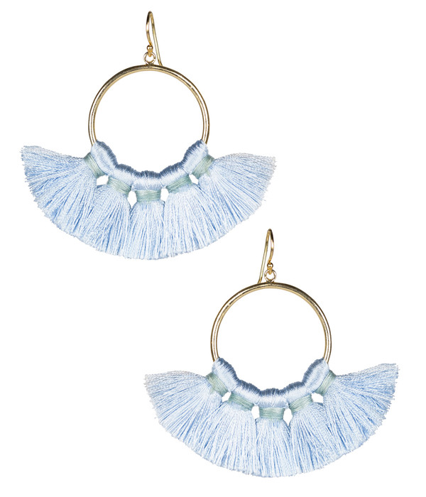 Izzy Game Day Earrings