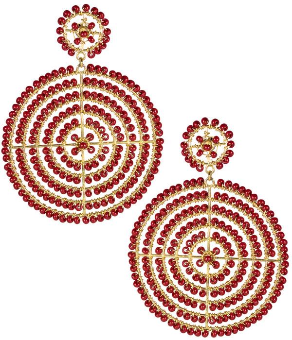 Disk - Burgundy(FINAL SALE)