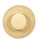 Lauren Hat - Large - Raffia Round (Pre-Order)