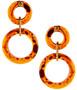 Poppy Acrylic Earrings