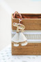 Shannon - Natural Wave - Natural Combo Horsehair Tassel Charm
