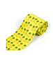 Tie - Yellow Monkey Business