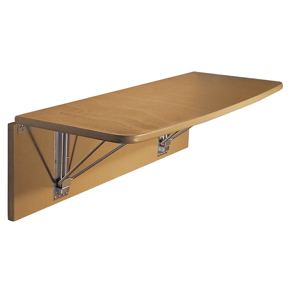 Wall Mounted Fold Up Bench