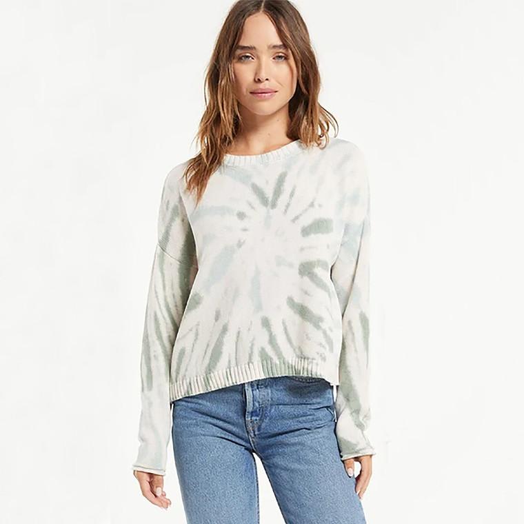 Z Supply Women's Sienna Tie Dye Sweater