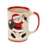 14 oz Santa Mug