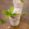 11oz Julep Cup in Embossed Running Horse
