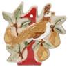 Partridge & A Pear Tree Ornament