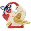 Turtle Doves Ornament