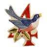 Four Calling Birds Ornament