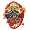 Nine Ladies Dancing Ornament