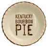 Kentucky Bourbon Pie Plate