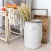 Large Flower Vase/Butter Churn in Special Grey