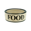 "5"" Rimmed Pet Food Bowl"