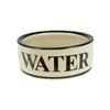 "5"" Rimmed Pet Water Bowl"