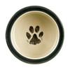 "5"" Rimmed Pet Water Bowl - Inside"