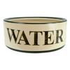 "9"" Rimmed Pet Water Bowl"