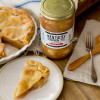 Kentucky Bourbon Pie - Classic Apple Filling