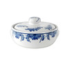 2 qt. Round Casserole with Cover in Elodie