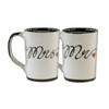 Mr and Mrs. Mug Pair 14oz