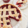 Kentucky Bourbon Pie - Classic Cherry