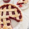 Kentucky Bourbon Pie - Classic Cherry