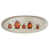 Pumpkin Antipasto Tray with Bowl