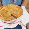 Kentucky Bourbon Pie - Classic Apple Filling
