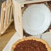 Make Mine a Double (Kentucky Bourbon Pie) Crate without Pie Server