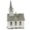 "12"" White Church, The Jon Carloftis Collection"