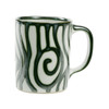 14 Ounce Mug in Graffiti Green