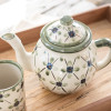 French Country Teapot