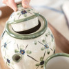Teapot & Cover in French Country