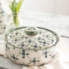 3 Qt. Casserole & Cover in French Country