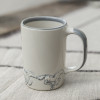 14 oz Mug in Embossed Running Horse