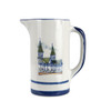 1 qt Twin Spires Bar Pitcher