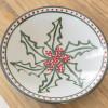 "11"" Flared Bowl in Holly Graffiti"