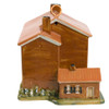 "8"" x 6"" My Old Kentucky Home Birdhouse, The Jon Carloftis Collection"