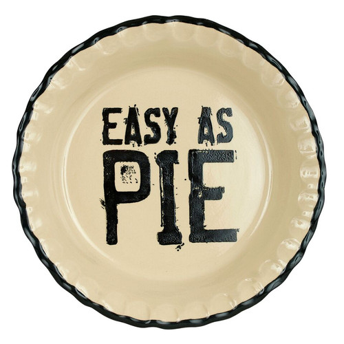Easy as Pie, Pie Dish