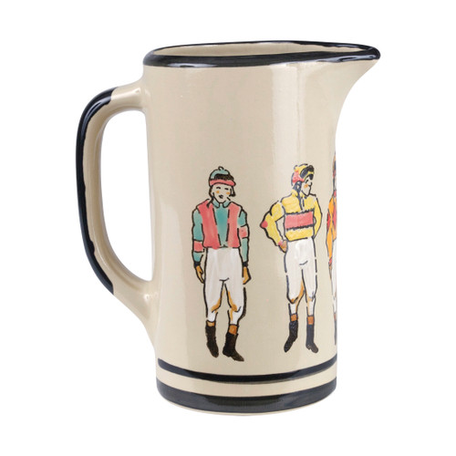 Off To The Races Bar Pitcher