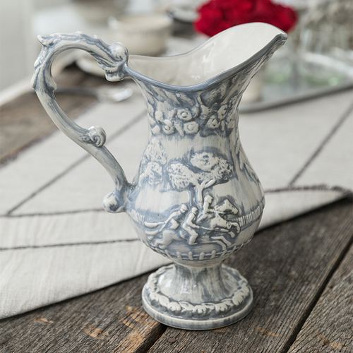 "12 1/2"" Trophy Pitcher in Grey"