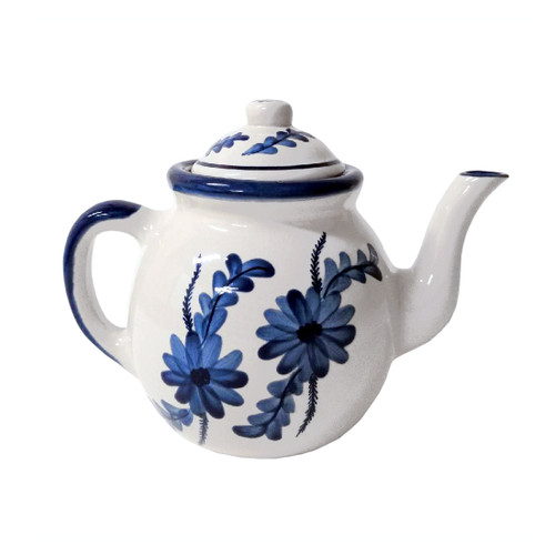 Tea Pot and Lid - Elodie