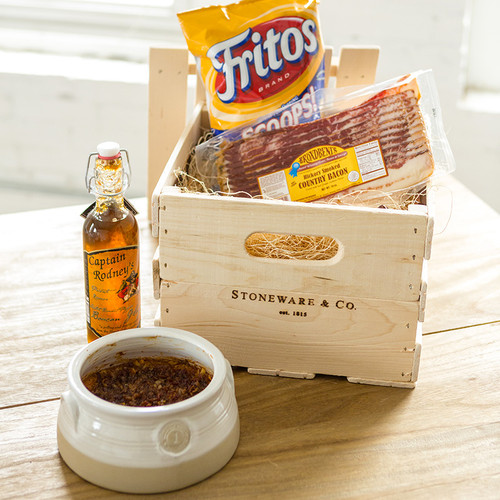 Crock Full of OMG!!! Gift Crate