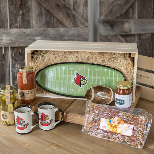 UofL Tailgate Gift Crate