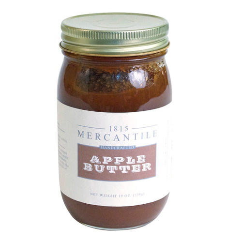 1815 Mercantile Apple Butter - 19 Ounces